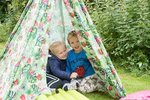 Kinderwoud Camping